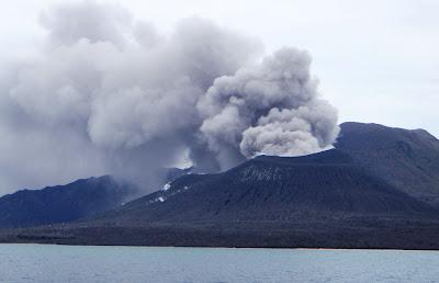 Vulcão Rabaul - Papua Nova Guiné