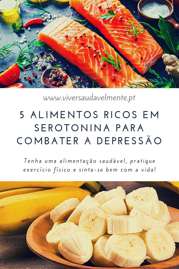 5 alimentos para combater a depressão