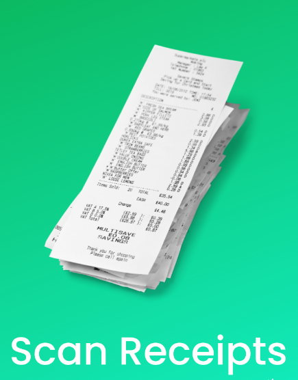 Tracking receipts were never this interesting as you can now earn money from that.
