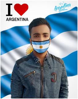 Argentina photo editing
