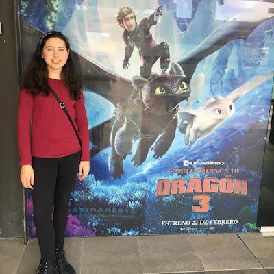 Centro Comercial, Thader, Murcia, Sala Kids, Cines, como cazar a tu dragón, 3