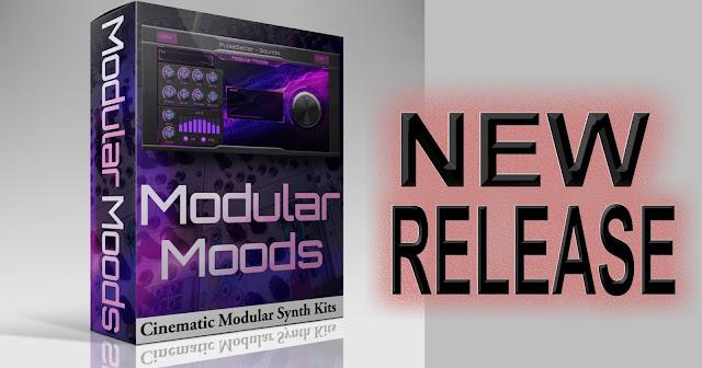 MODULAR MOODS by PULSESETTER SOUNDS