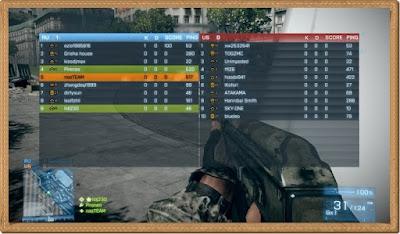 Battlefield 3 Games Screenshots