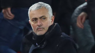 José Mourinho sacked by Manchester United after defeat at Liverpool