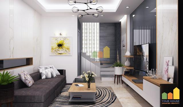 Hướng dẫn thiết kế nội thất phòng khách hợp phong thủy