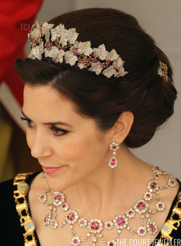 Crown Princess Mary of Denmark