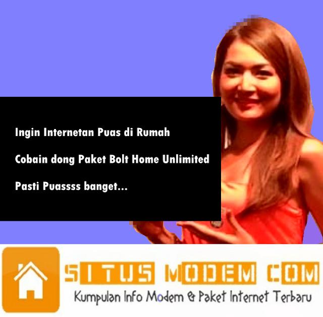 Wow Bolt Hadirkan Paket Internet Home Unlimited Khusus Pelanggan Pascabayar, Harga Paket Mulai Rp 199.000
