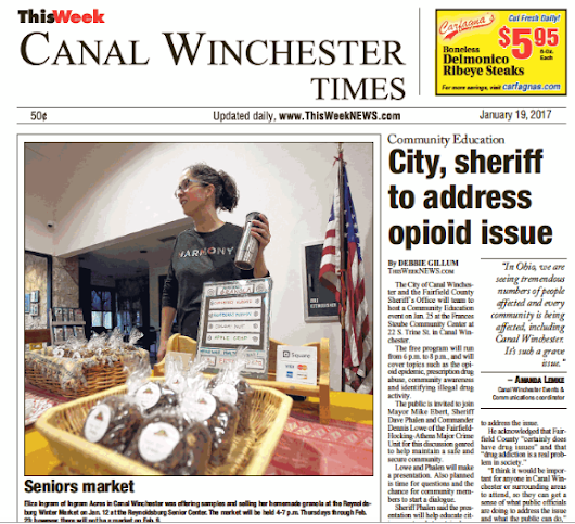 City, sheriff to address opioid issue