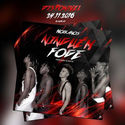 Os Moikanos - Ninguém Foge (Afro House) [DOWNLOAD]