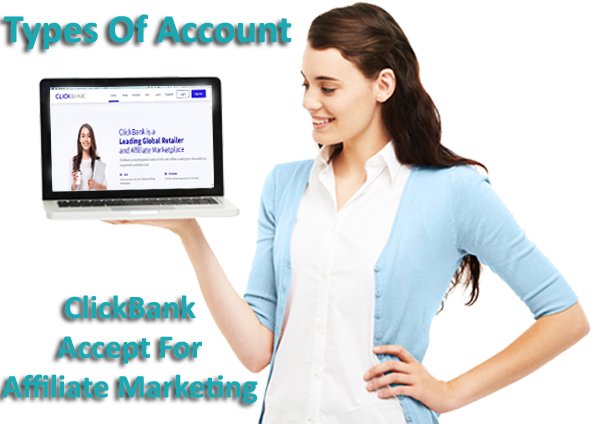 account Type in Click Bank
