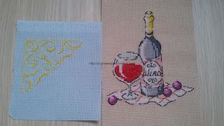 Wino- SAL makaronowy