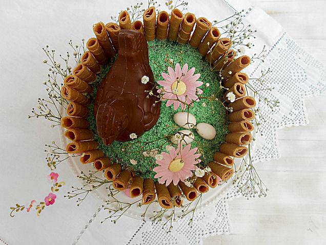 bolo de pascoa