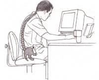 Lavorare al computer fa male; come rimanere in salute davanti al pc