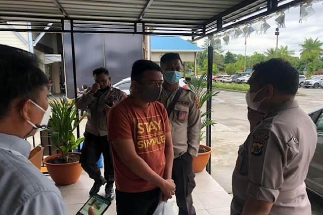 Kabur dari Tugas di Papua, Anggota Brimob Diamankan Saat Check In di Bandara