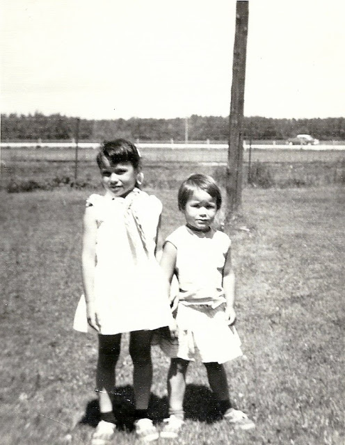Alice and Cindy 1961