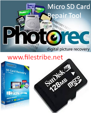 Corrupted Micro SD Card Repair Software Free Download For Windows