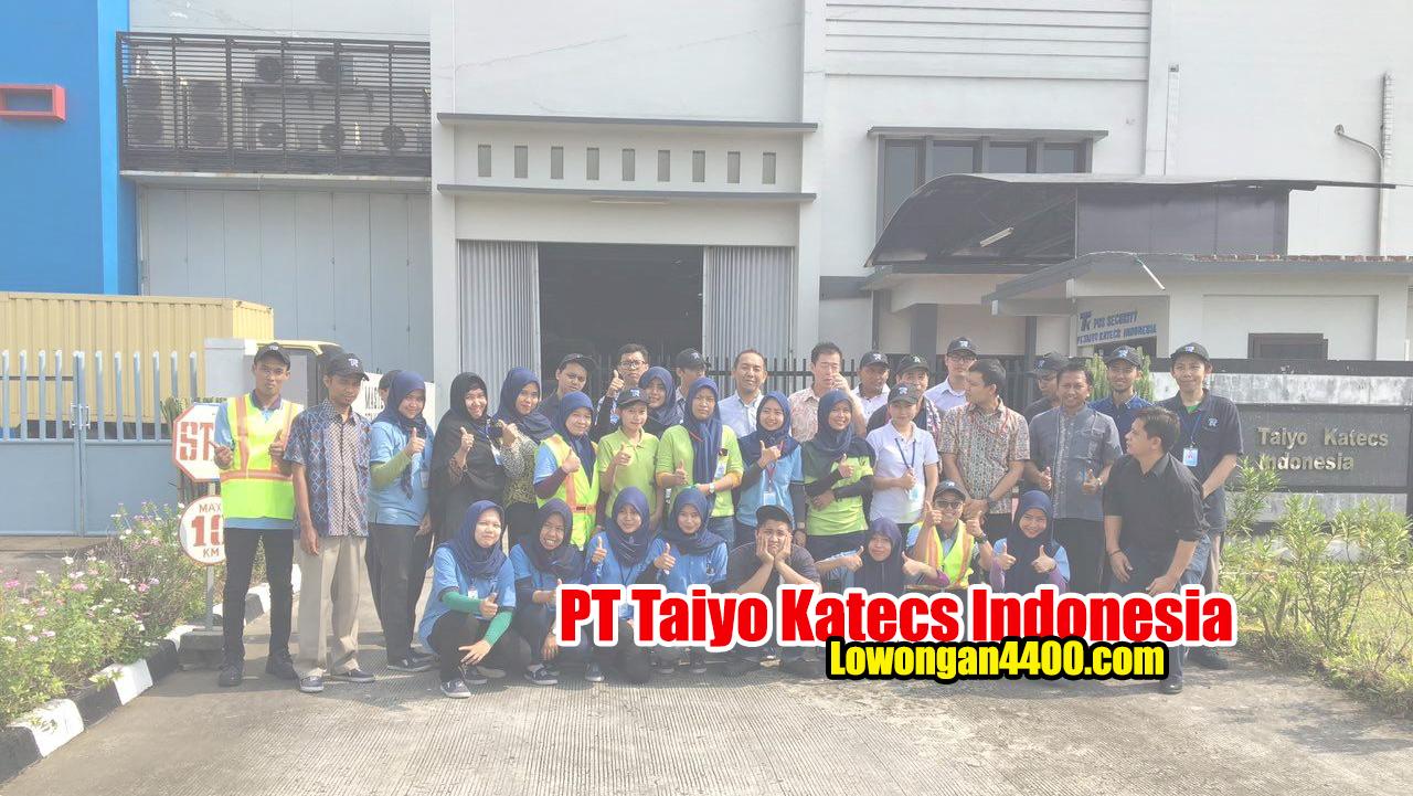PT Taiyo Katecs Indonesia