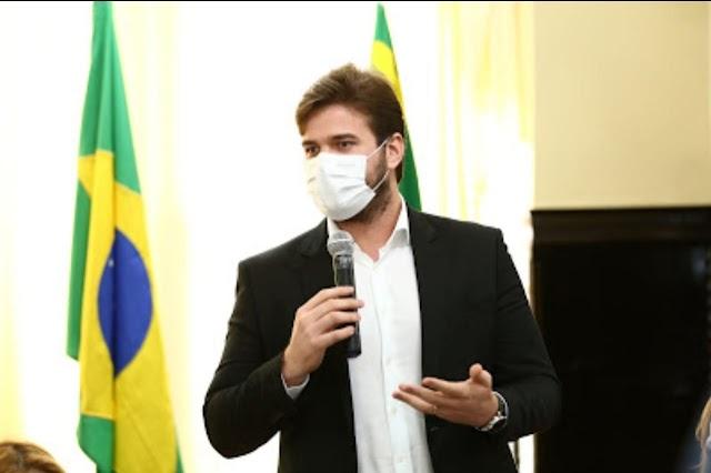 Bruno anuncia implantação de barreiras sanitárias em Campina Grande. Entenda