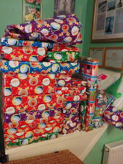 Christmas Gifts all ready to go