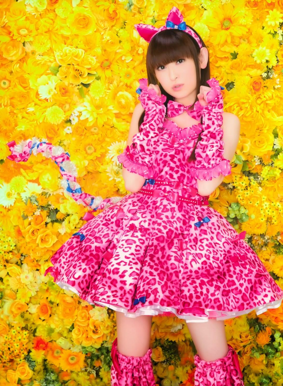F-M-R [Foil Man Rips]: Happy 38th Birthday Yukari Tamura!