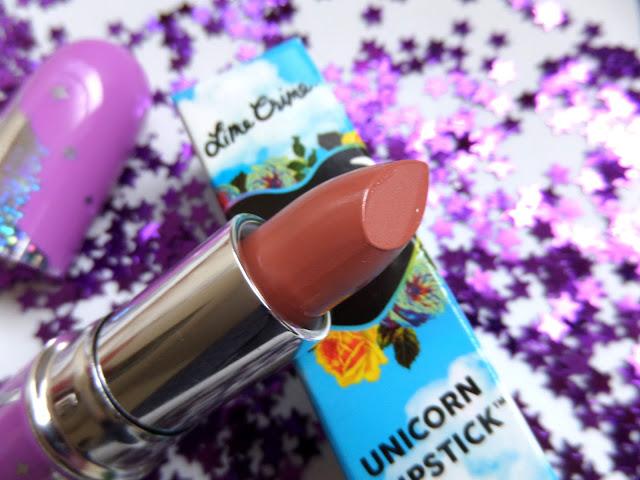 Lime Crime Unicorn Lipstick Pom Pom