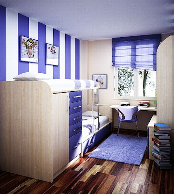 7 Teenage Girl Bedroom Ideas for Small Rooms ~ Small Bedroom