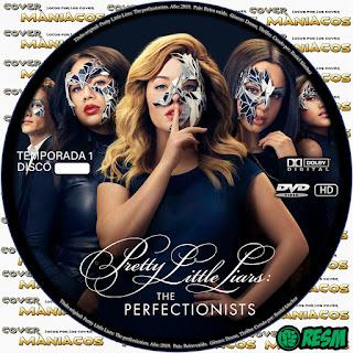 GALLETA [Serie TV] Pretty Little Liars: The Perfectionists - 2019 - Temporada 1