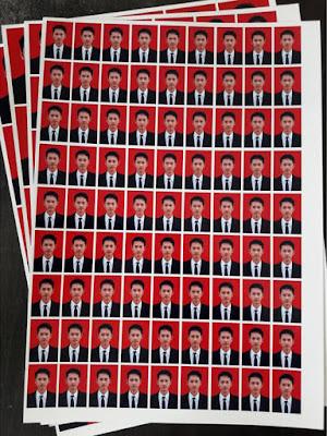 Cetak Print Pas Foto 2 x 3 Buka 24 Jam Jakarta