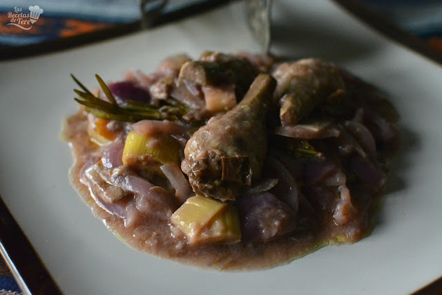 receta de alcachofas en escabeche las recetas de tere 05