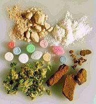 انواع المخدرات فى مصر