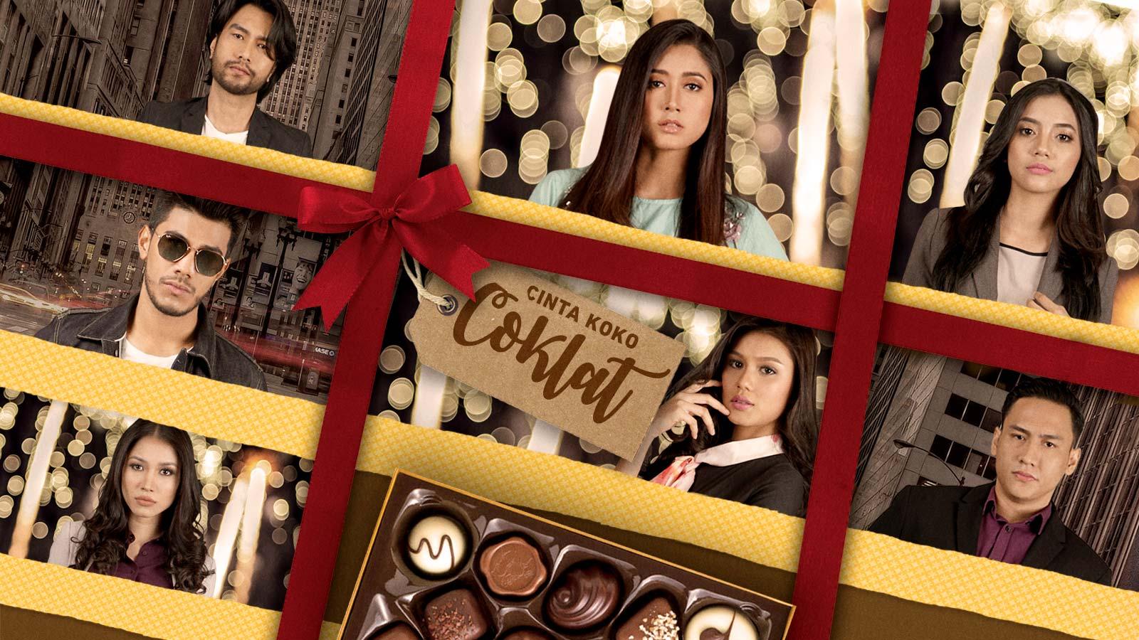 Cinta Koko Coklat Episod 5