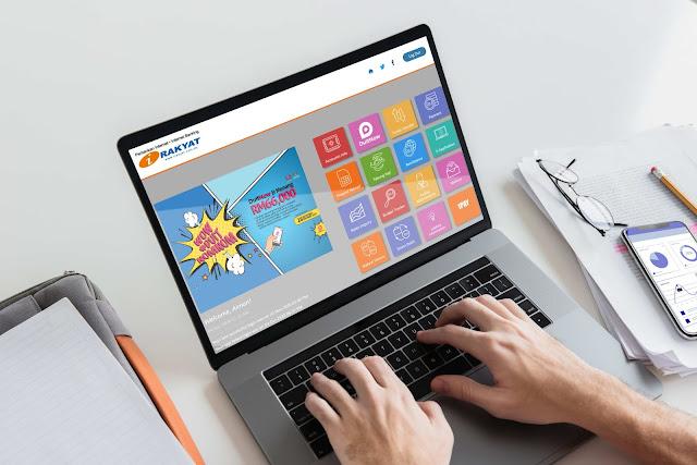 Cara Buat Bayaran Semula Yayasan Bank Rakyat (YBR) Secara Online Terbaru Selain Daripada iRakyat