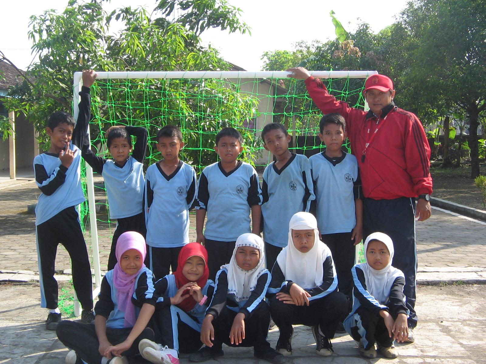SD Negeri Pangkah: TIM Sepak Bola SDN Pangkah