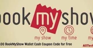 Bookmyshow coupon code