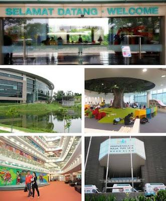 perpustakaan kanak kanak shah alam tempat menarik