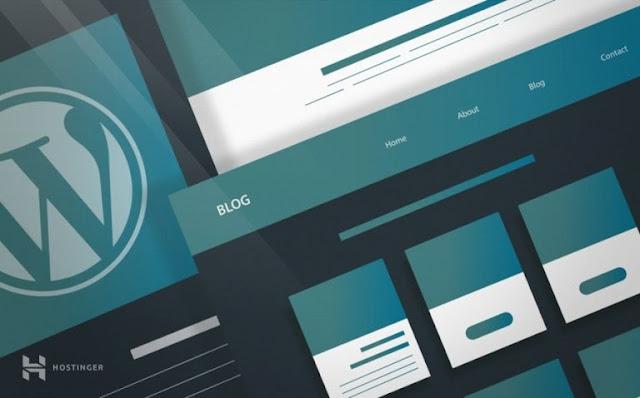 tutorial membuat blog wordpress hostinger