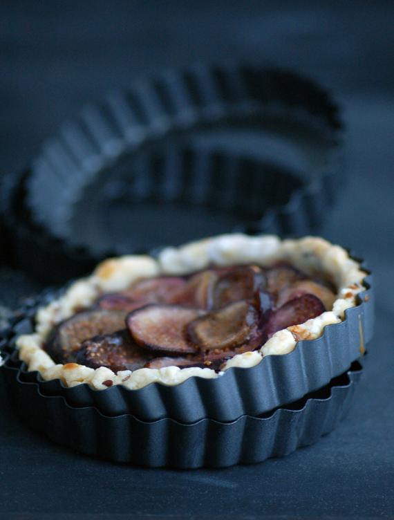 Madame gateau tartelettes aux figues - Cuisiner des figues fraiches ...