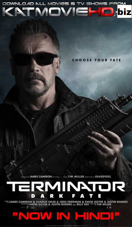 Terminator: dark fate (2019) HINDI DUBBED MOVIE DOWNLOAD