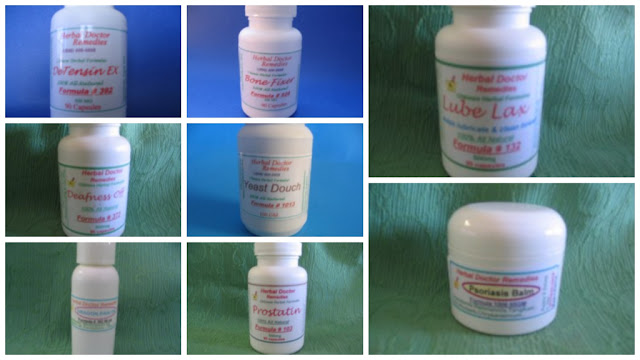 Herbal Doctor Remedies recalls its entire product line.