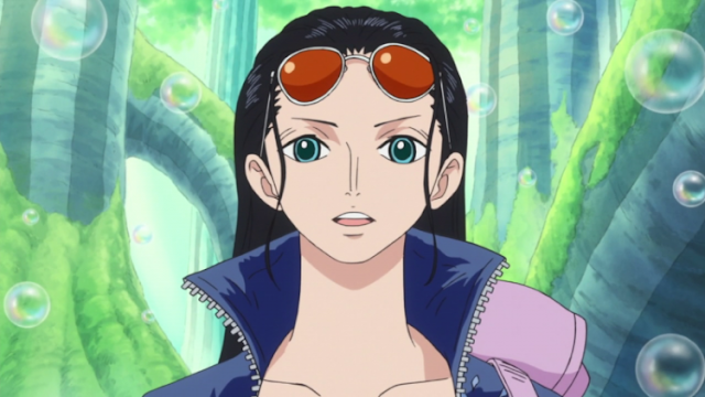 One Piece: 5 Changes That Happened To Nico Robin From The Beginning Until Now?