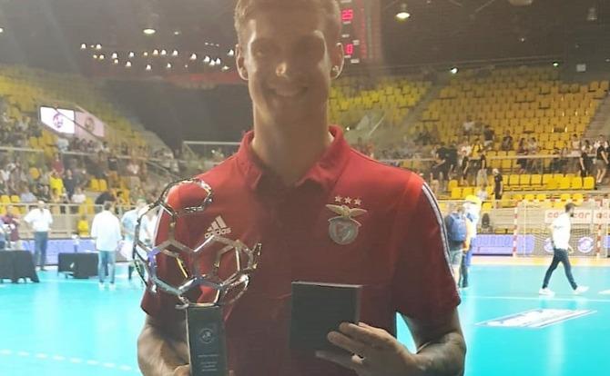 Blog Benfica Andebol Petar Djordjic