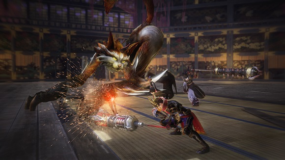Toukiden Kiwami codex