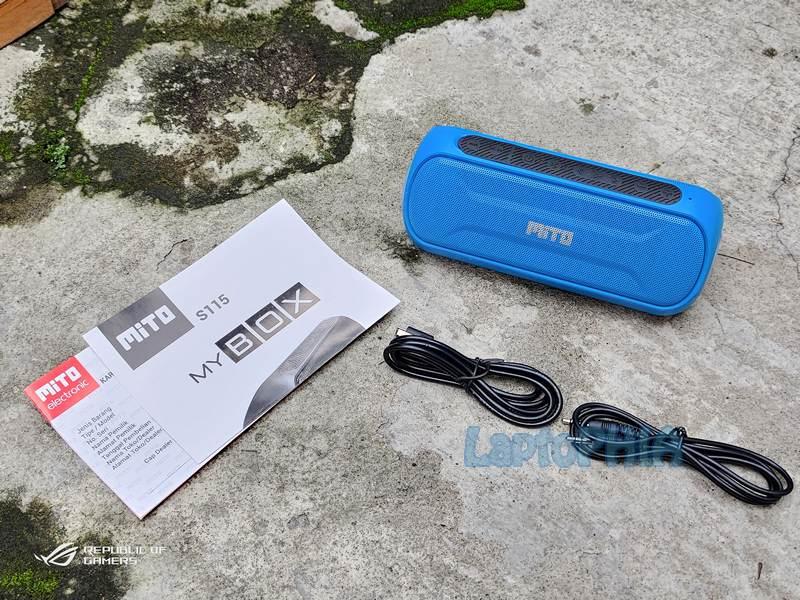 Paket Pembelian Mito MyBox S115