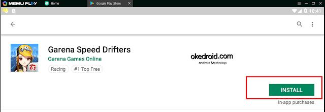 Pilih Install Google Play Store Memu Play Emulator Android PC Laptop