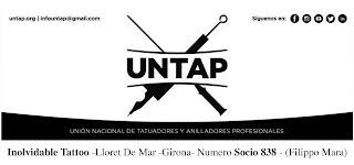 UNION NACIONAL DE TATUADORES Y ANILLADORES PROFESIONALES