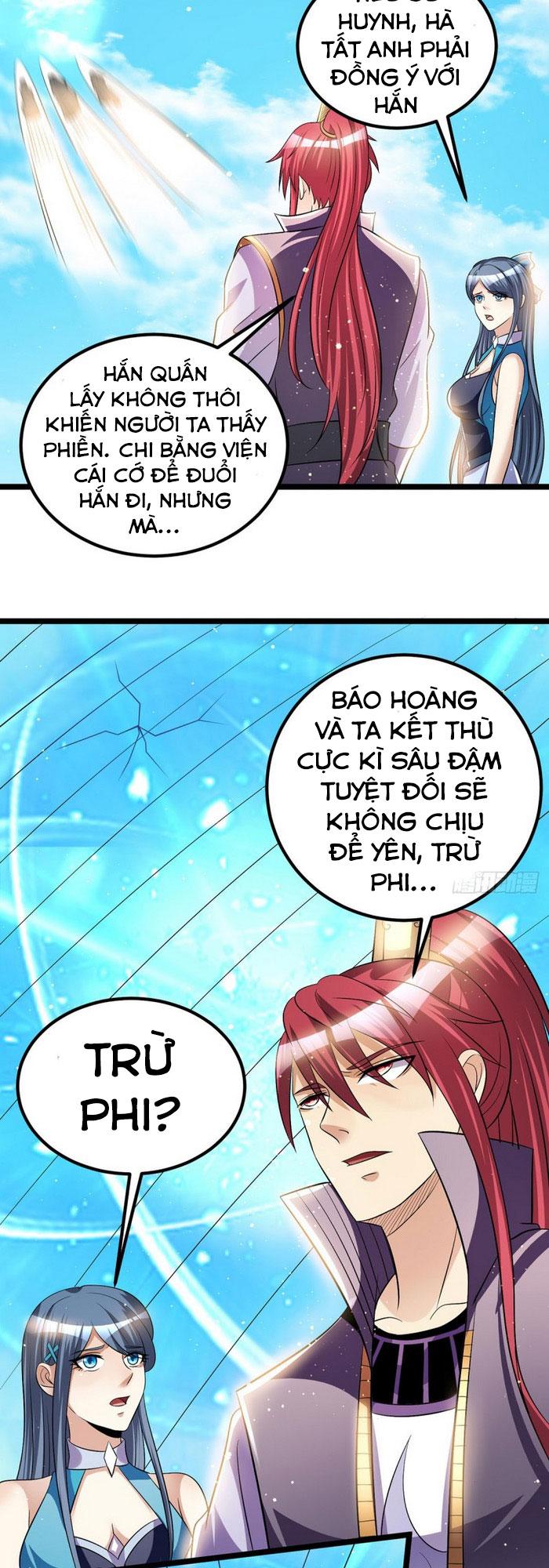 Tiên Vương Trùng Sinh chap 180 - Trang 6