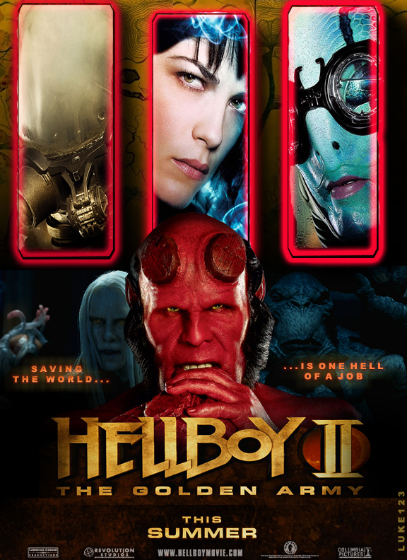 Hellboy ii: the golden army (hellboy 2) (2008) rotten tomatoes.