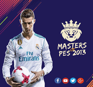 PES 2013 Masters Patch Season 2017/2018