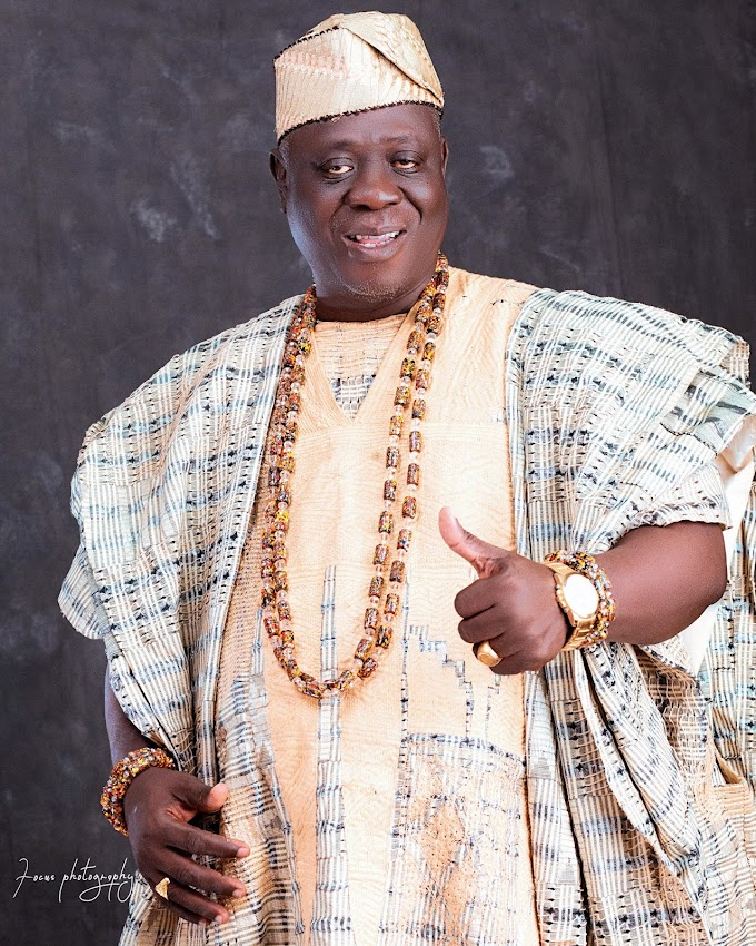 Ajobiewe Releases New Photoshoot To Celebrate 65th Birthday