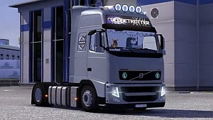 Volvo FH by Pinguin